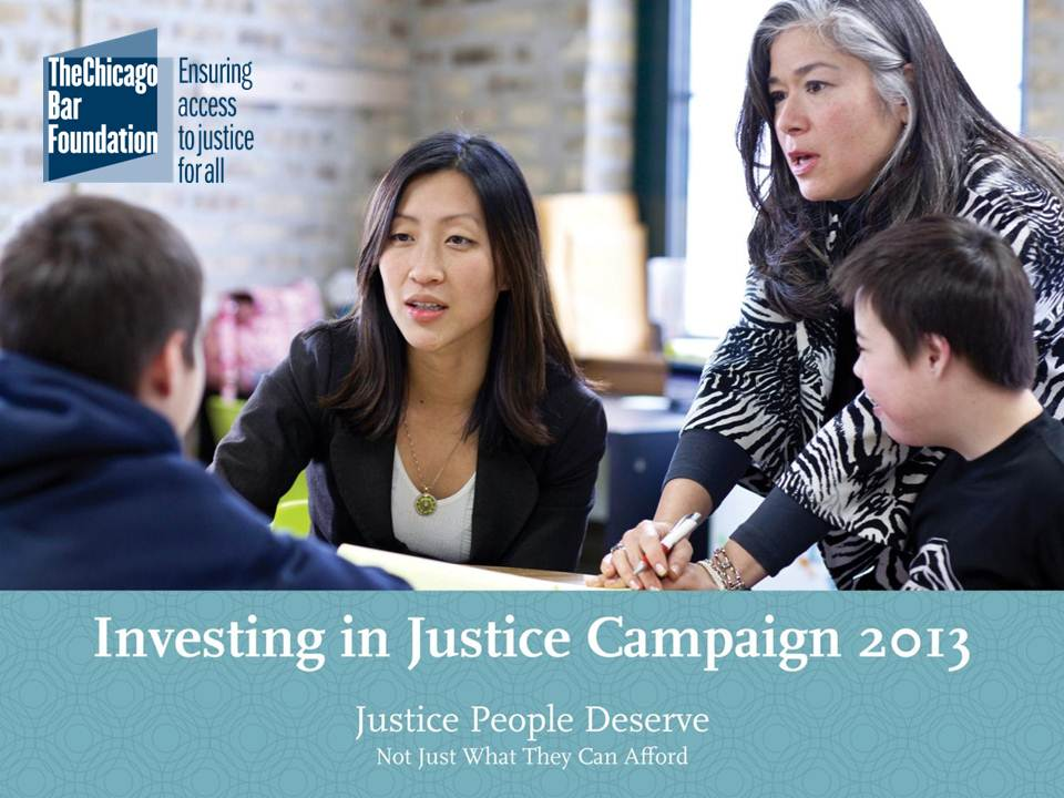 Investing in Justice Campaign